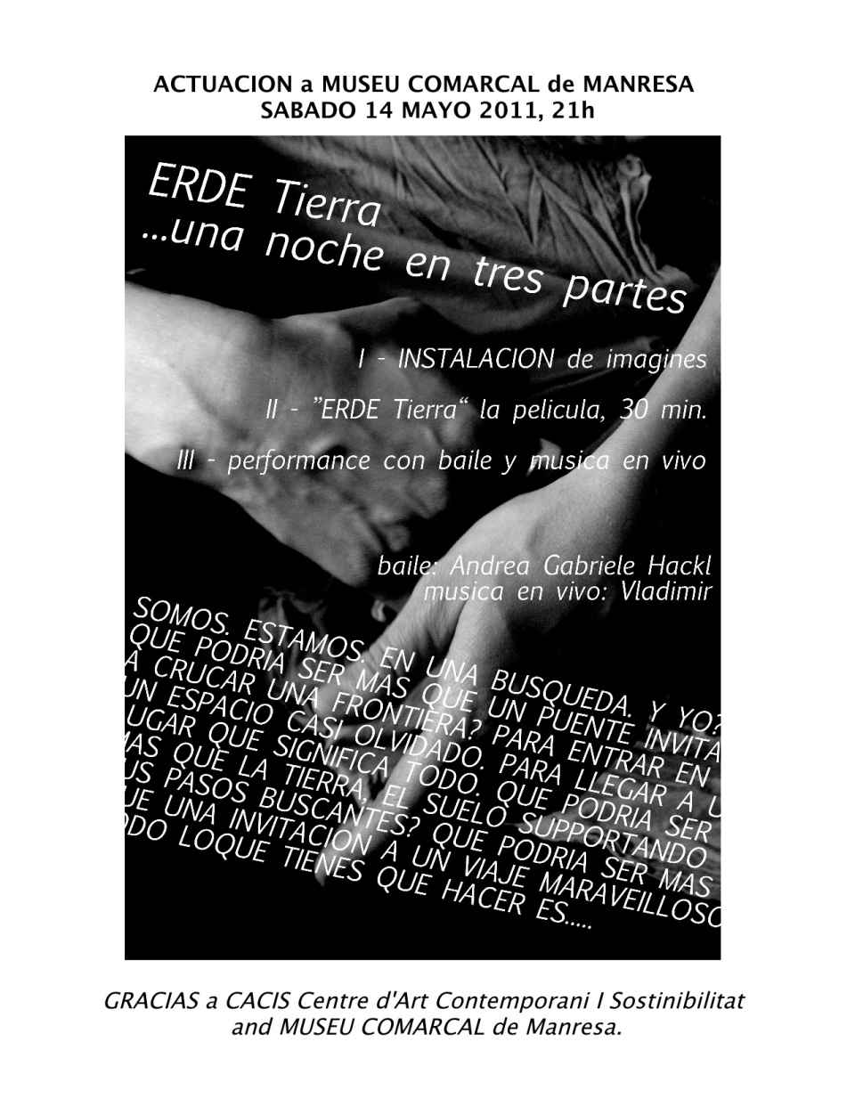 ERDEprogram